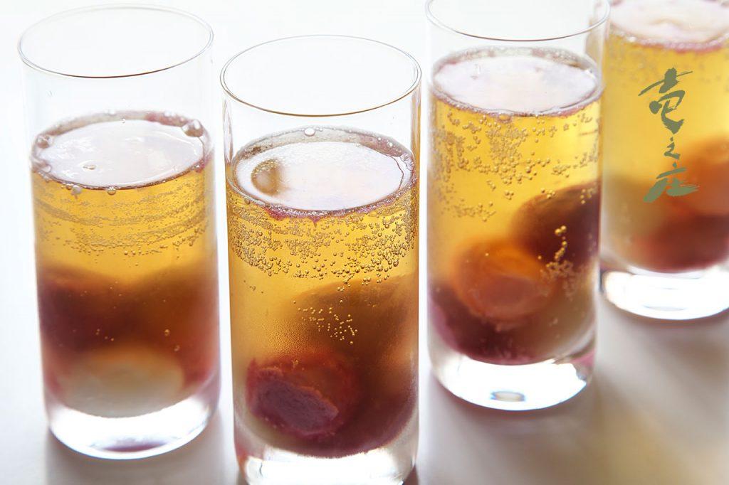 【新レシピ】ほうじ茶ティーソーダでクールダウン